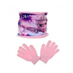 nákrčník+ rukavice Frozen