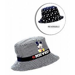 Oboustranný klobouček...