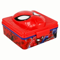 Svačinový  box SPIDERMAN 3D...