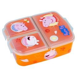 Svačinový box PEPPA PIG -3...