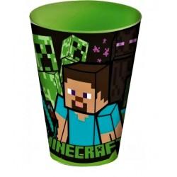 Plastový pohárek Minecraft...