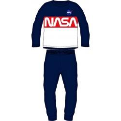 Pyžamo NASA - modré