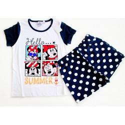 tričko + kraťasy Minnie