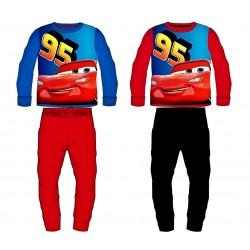 Zimní flísové pyžamo Cars