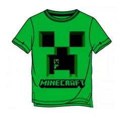 Tričko MINECRAFT zelené