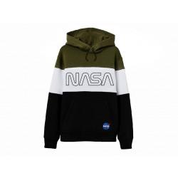 Mikina  NASA přes hlavu