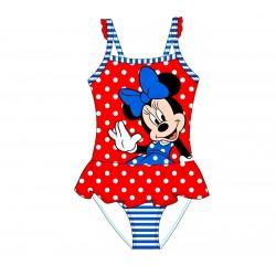 Plavky -Minnie -jednodílné