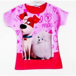 Tričko Tajný život mazlíčků