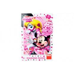 Puzzle Minnie Mouse s...