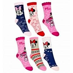 Ponožky Minnie - 3-pack