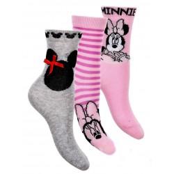 Ponožky Minnie-3 pack