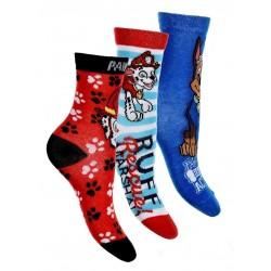 Ponožky Tlapková Patrola- 3...