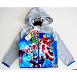 Flísová mikina Avengers