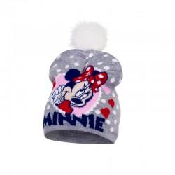 Čepice - kulich Minnie- šedý