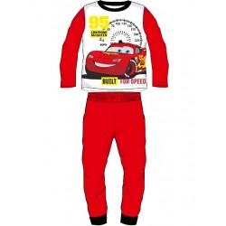 Pyžamo Cars - červené